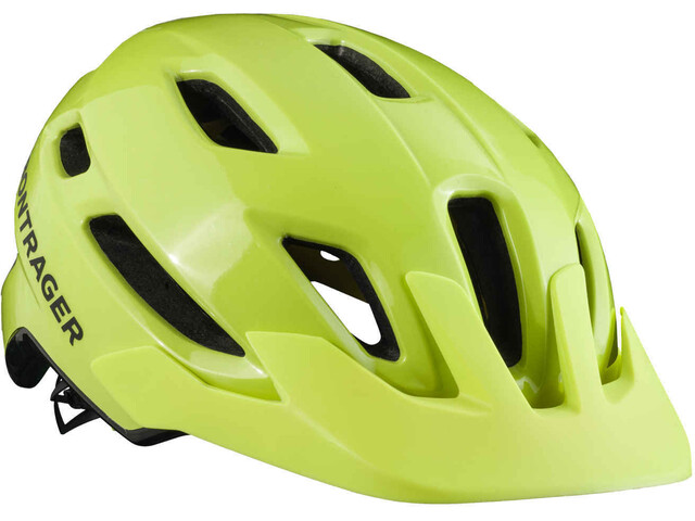 Bontrager Quantum MIPS CE Bike Helmet Men yellow